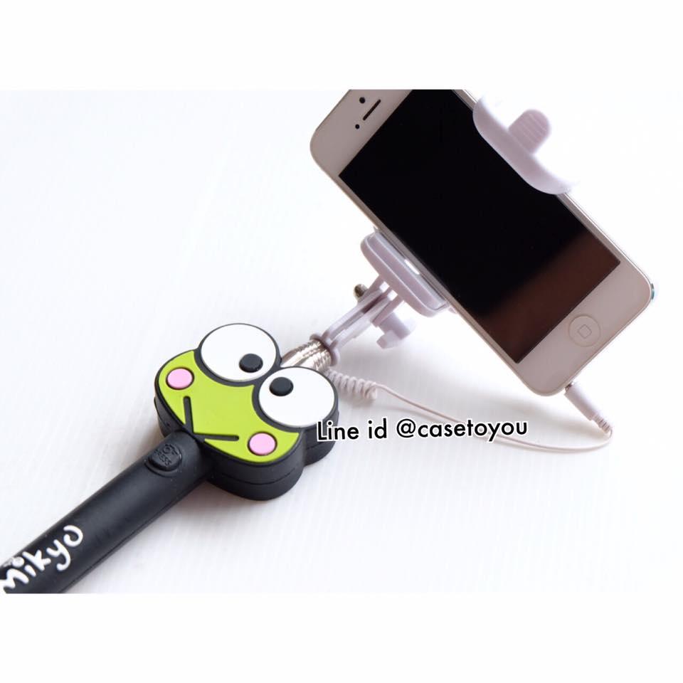 ไม้เซลฟี่ Monopod Selfie Kero