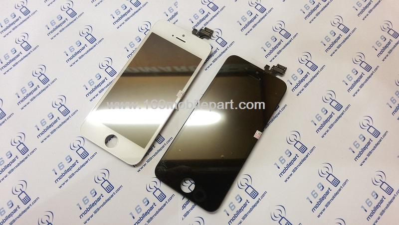 จอ+ทัชสกรีน iPhone 5S สีดำ OEM (ไม่มีประกัน) ของใหม่