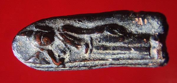 พระปางไสยาสน์ หลวงพ่อมุ่ย วัดดอนไร่ จ.สุพรรณบุรี (พระชุดประจำวันเนื้อดิน)