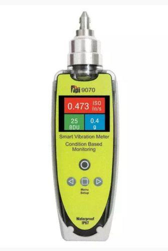Vibration Meter vibrometer เครื่องวัดความสั่นสะเทือน แบบพกพา รุ่น TPI 9070 สินค้าจาก USA คุณภาพเกินราคา