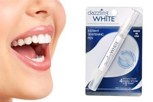 Dazzling White Pen เจลฟอกฟันขาวผลิตจากอเมริกา พร้อมจัดส่ง