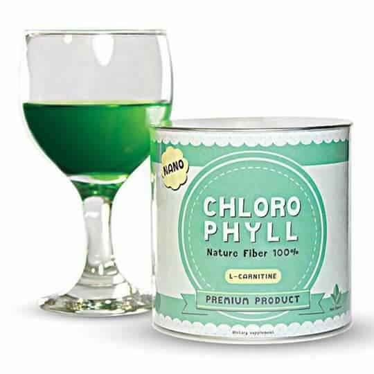 Chloro Mint Chloro Phyll คลอโรมิ้นต์ คลอโรฟิลล์ ล้างสารพิษในร่ายกาย