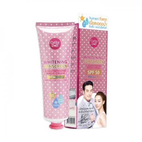 L-Glutathione Magic Cream SPF50 PA+++ 138ml Cathy Doll