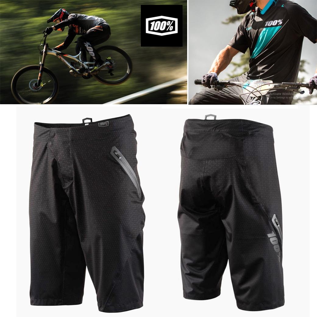 Ride100 Percent Hydromatic Short