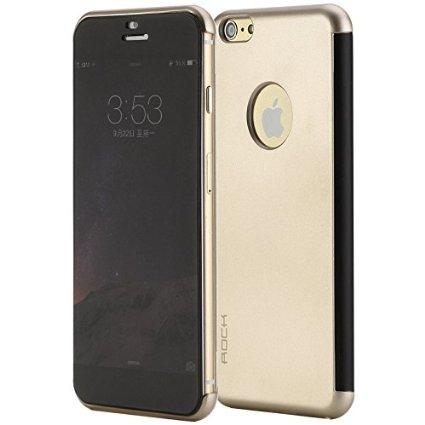 เคส ROCK DR.V for iPhone 6 / 6S (สีทอง) ของแท้ ส่งฟรี