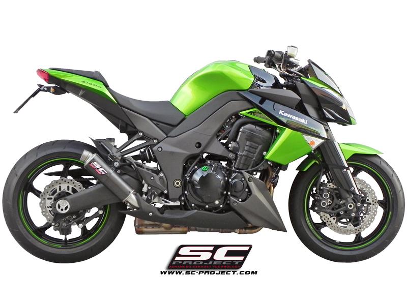 SC Project GP M2 Kawasaki Z1000