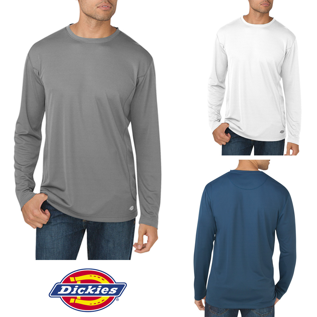 Dickies Performance Long Sleeve Cooling Tee