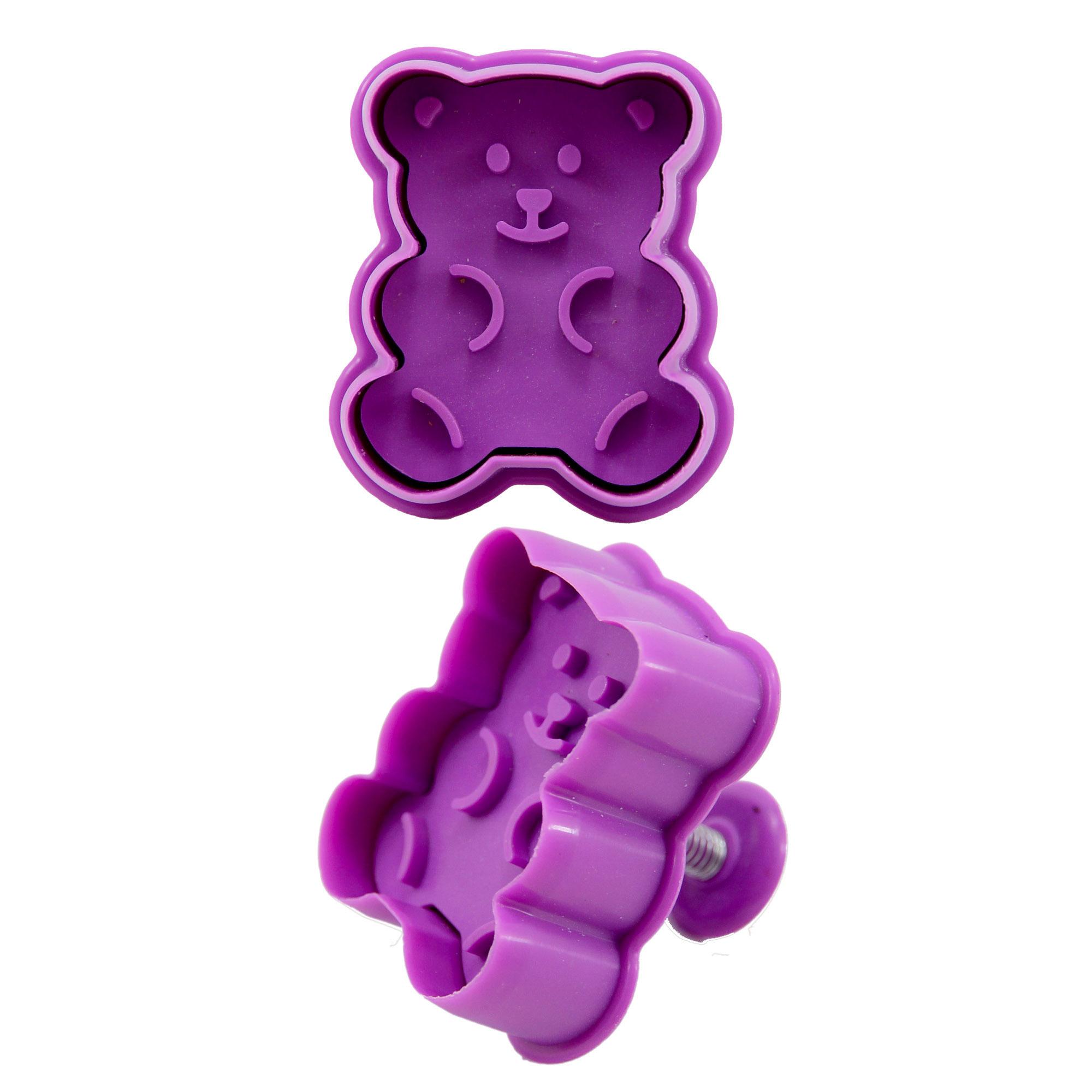 ที่กดคุ้กกี้-ฟองดอง รูปหมี