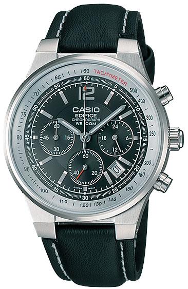 นาฬิกา คาสิโอ Casio Edifice Chronograph รุ่น EF-500L-1AVDF สินค้าใหม่ ของแท้ ราคาถูก พร้อมใบรับประกัน