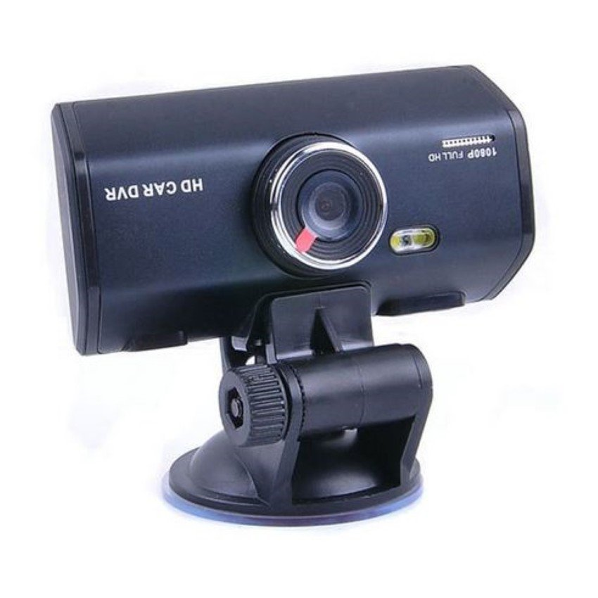 กล้องติดรถ K1000 เลนส์กว้าง 120 องศา - Black ส่งฟรี เก็บเงินปลายทางทั่วไทย