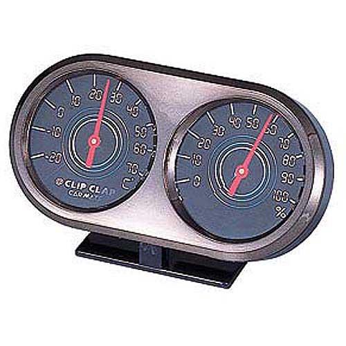 เครื่องวัดอุณหภูมิ และวัดความชื้น