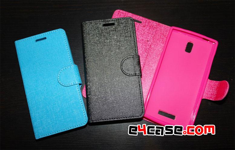 เคส OPPO Neo 5, Neo 3 (R831L, R831K) - Ju Mobile เคสพับ