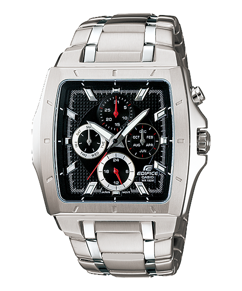 นาฬิกา คาสิโอ Casio Edifice Multi-hand รุ่น EF-329D-1AV สินค้าใหม่ ของแท้ ราคาถูก พร้อมใบรับประกัน