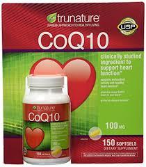TruNature Coenzyme CoQ10 100 mg – 150 Softgels