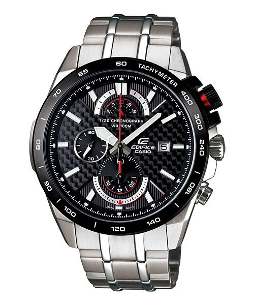 นาฬิกา คาสิโอ Casio Edifice Chronograph รุ่น EFR-520SP-1AV สินค้าใหม่ ของแท้ ราคาถูก พร้อมใบรับประกัน