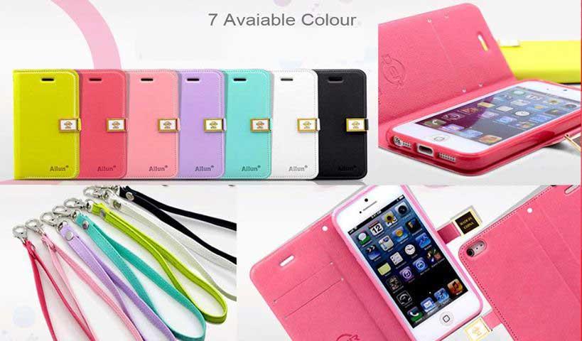 เคส iPhone 4, iPhone 4s - Ailun เคสพับ