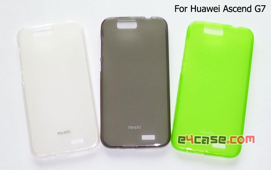 เคส Huawei Ascend G7 - ยาง
