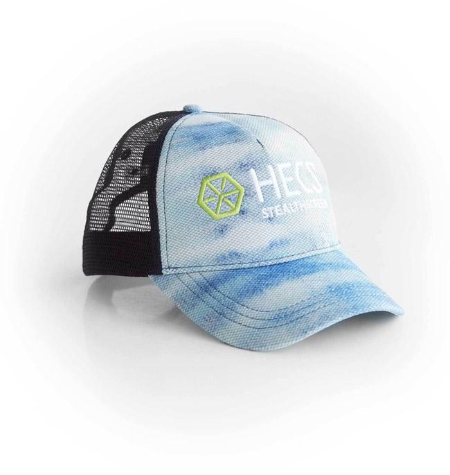 HECS CAP - WAHOO PRINT
