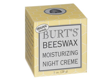 BURT'S BEES ::: Burt's bee Beeswax Moisturizing Night Creme คืนความชุ่มชื่นแบบขีดสุด สำหรับทุกสภาพผิว