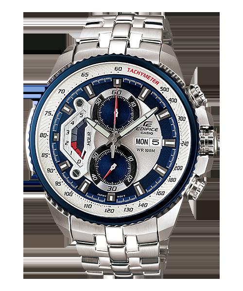 นาฬิกา คาสิโอ Casio Edifice Chronograph รุ่น EF-558D-2AV สินค้าใหม่ ของแท้ ราคาถูก พร้อมใบรับประกัน