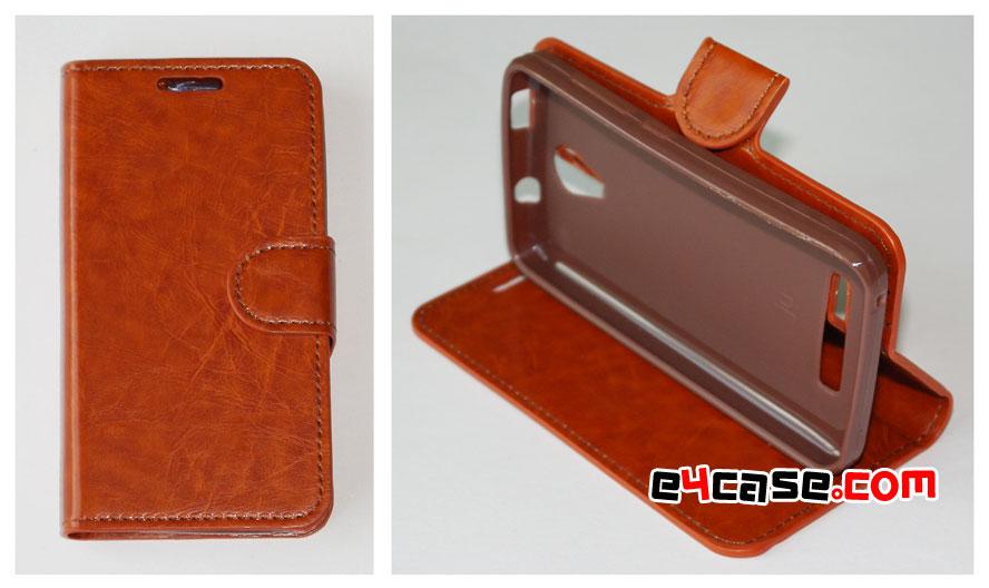 เคส i-STYLE 211 (i-mobile) - Ju Mobile เคสพับ