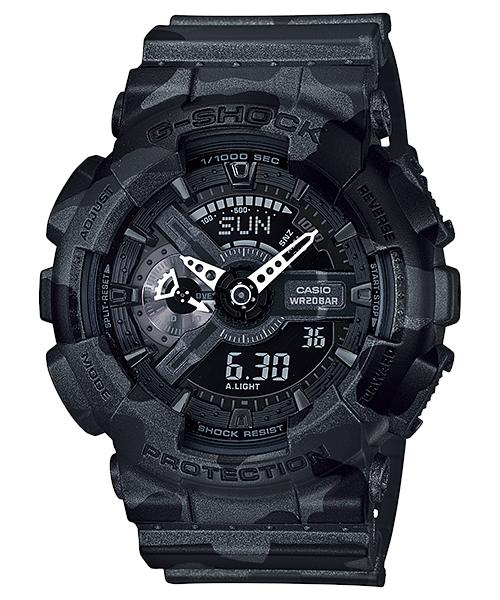 นาฬิกา คาสิโอ Casio G-Shock Limited Models รุ่น GA-110CM-1A สินค้าใหม่ ของแท้ ราคาถูก พร้อมใบรับประกัน