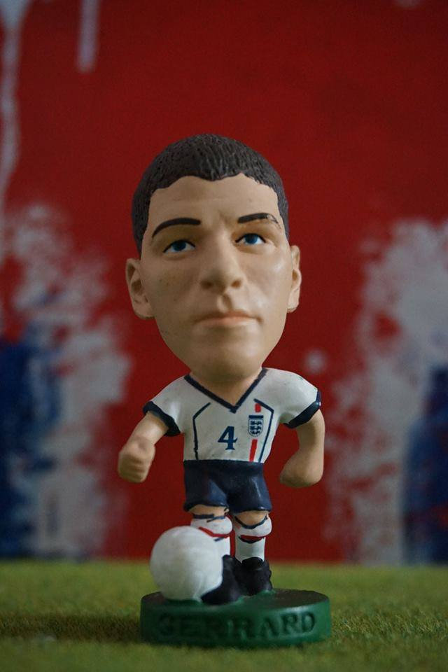 PRO556 Steven Gerrard