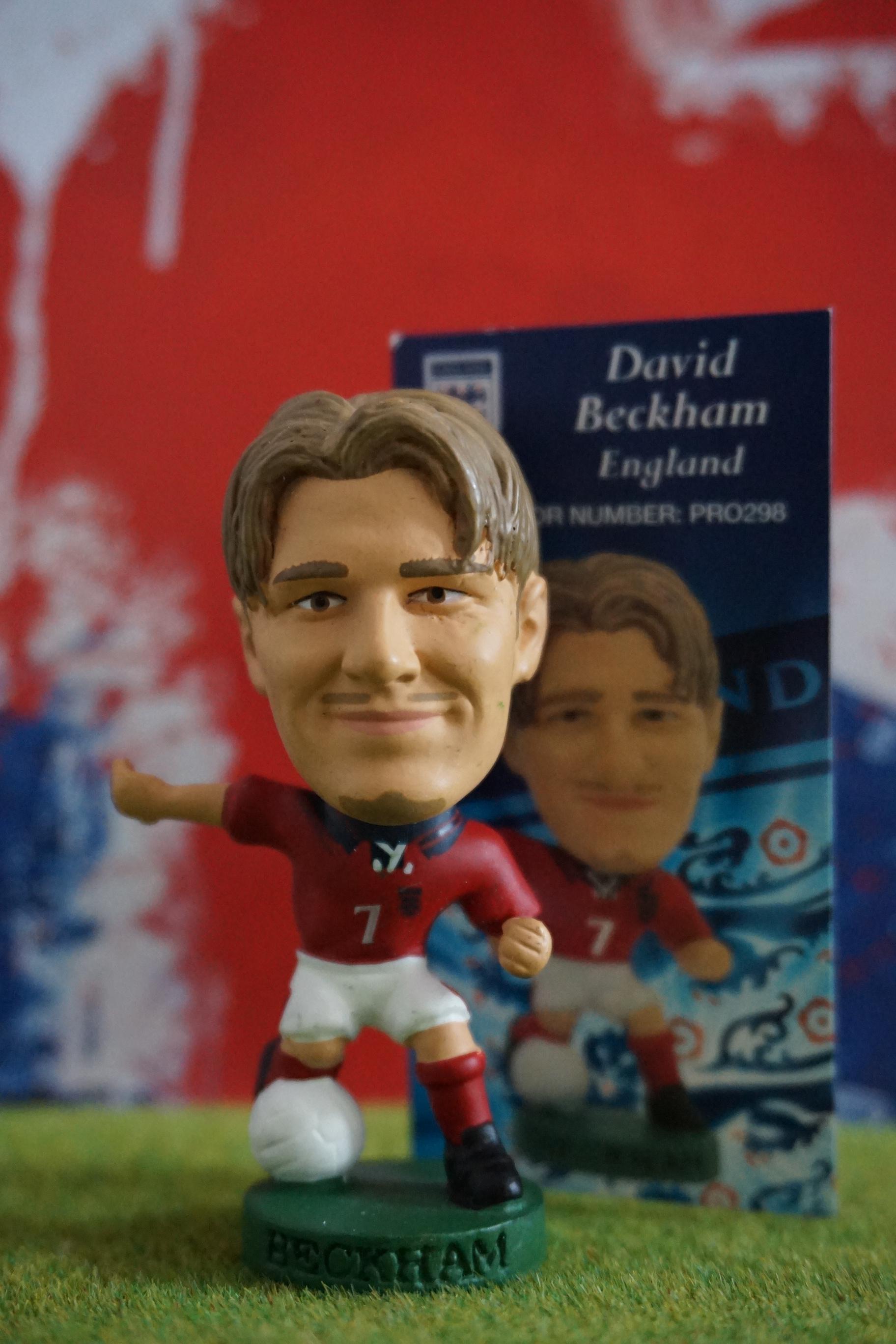 PRO298 David Beckham