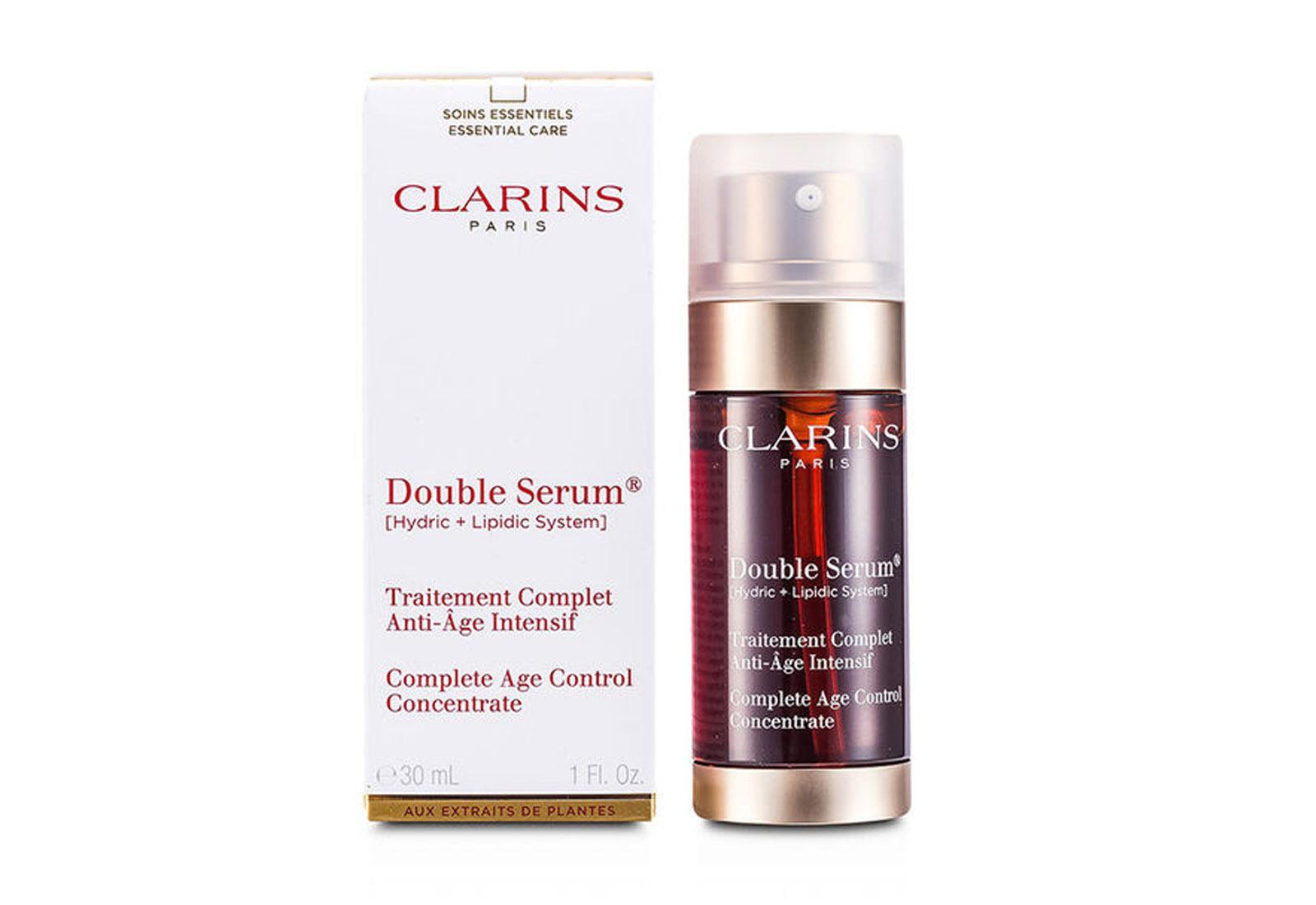 Best seller Clarins-Double serum 30ml