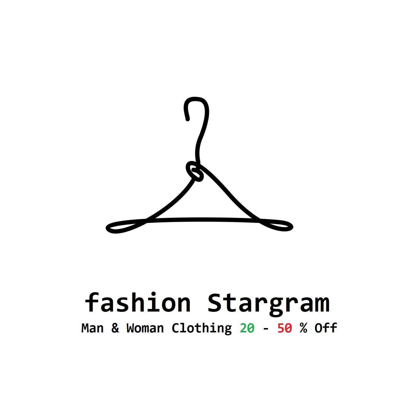 ร้านเสื้อผ้าลด 20 - 50 %