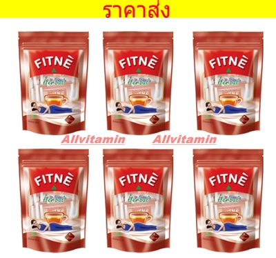 FITNE' HERBAL INFUSION - 6 * 40 P