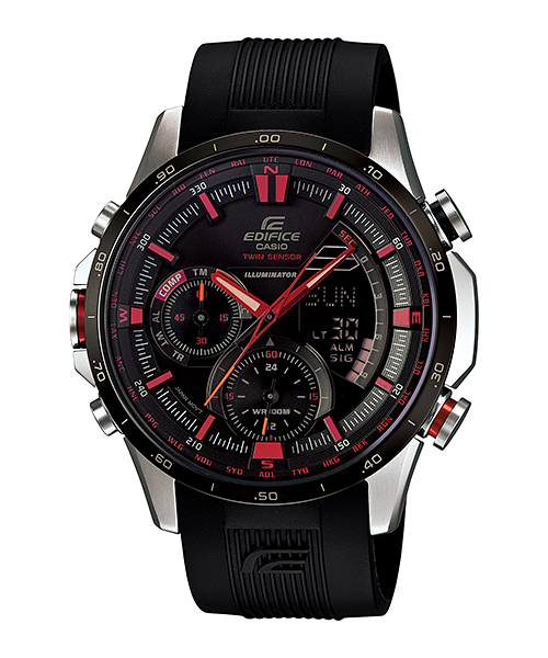 นาฬิกาข้อมือ CASIO EDIFICE ANALOG-DIGITAL รุ่น ERA-300B-1AV