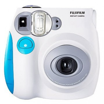 Fujifilm Instax Mini 7s Blue