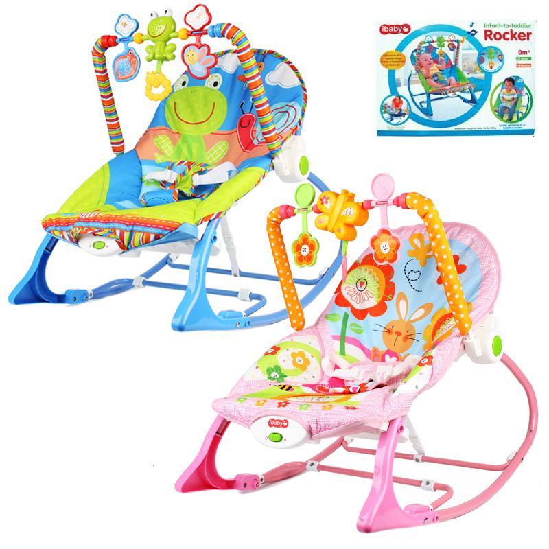เปลโยกระบบสั่น Ibaby Infant-to-Toddler Rocker