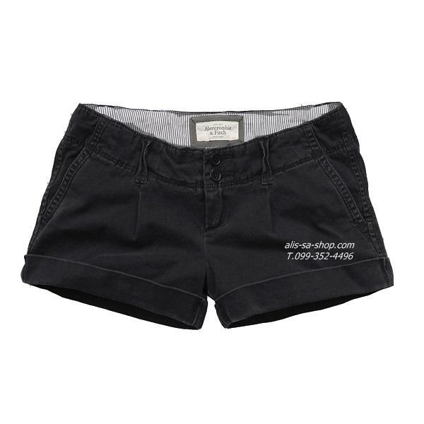 กางเกงขาสั้นผู้หญิง AbercrombieFitch (AF) รุ่น SHEAA ไซส์ S