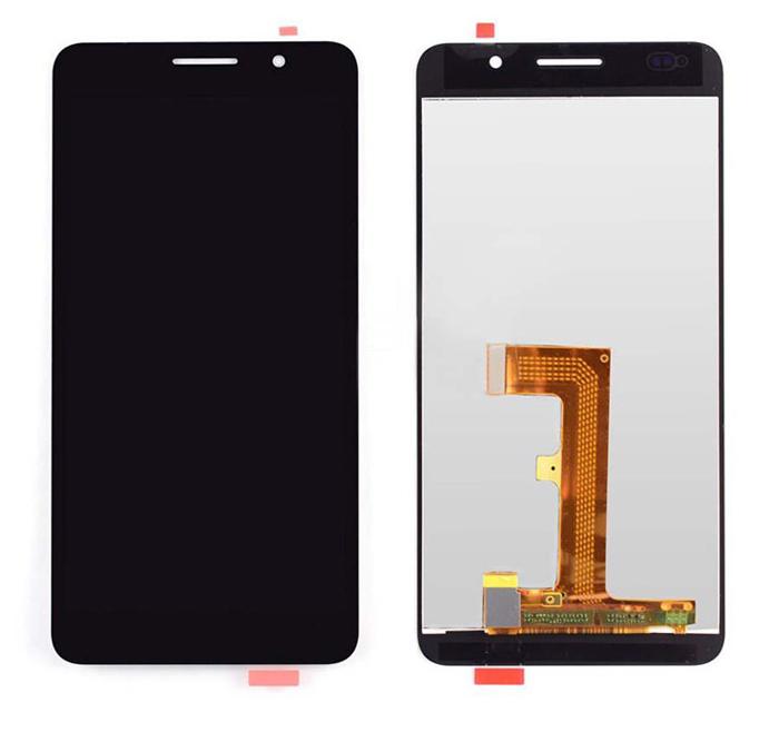 ราคาหน้าจอชุด+ทัชสกรีน Huawei Honor6 PLUS อะไหล่เปลี่ยนหน้าจอแตก ซ่อมจอเสีย สีขาว