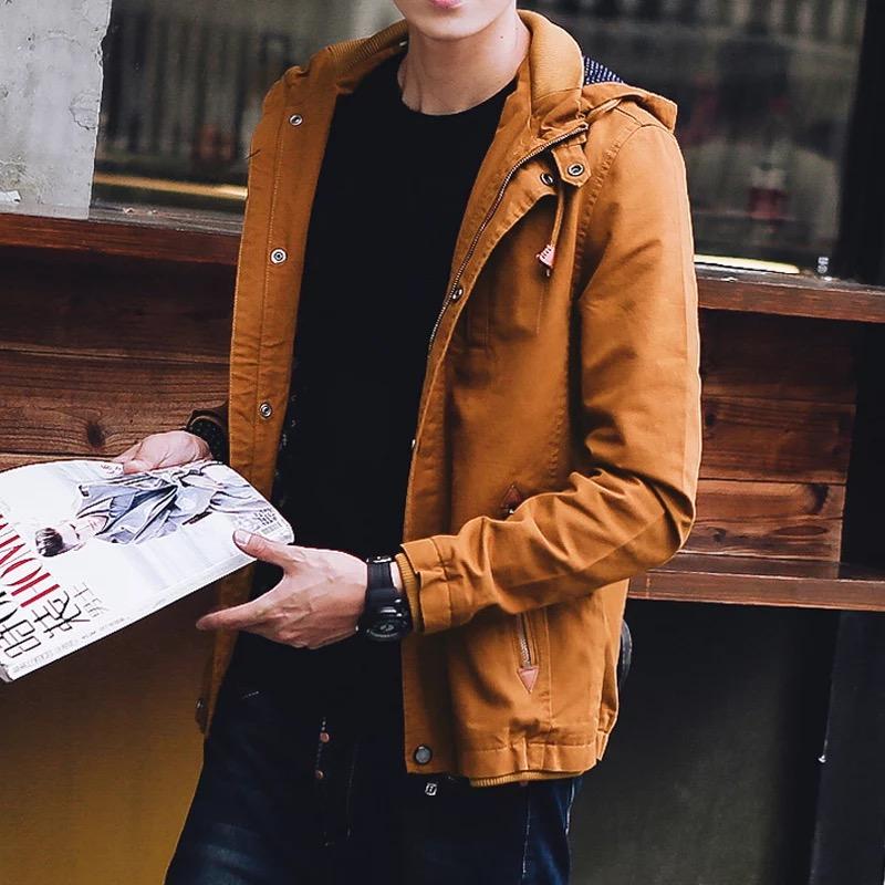 เสื้อแจ็คเก็ต ผู้ชาย