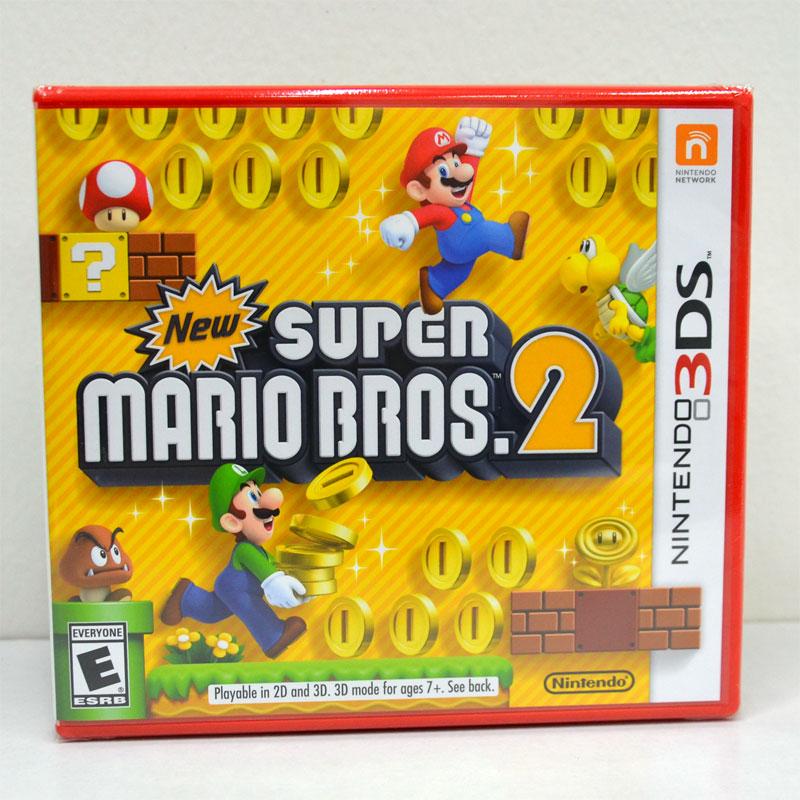 3DS (US) New Super Mario Bros. 2