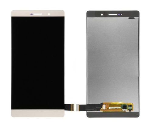 ราคาหน้าจอชุด+ทัชสกรีน Huawei P8 MAX สีขาว แถมฟรีไขควง ชุดแกะเครื่อง อย่างดี