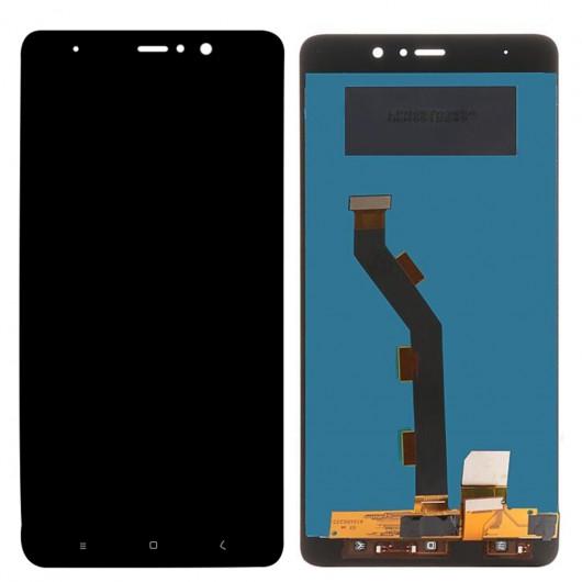 ราคาหน้าจอชุด+ทัสกรีน Xiaomi Mi5s Plus สีดำ แถมฟรีไขควง ชุดแกะเครื่อง อย่างดี