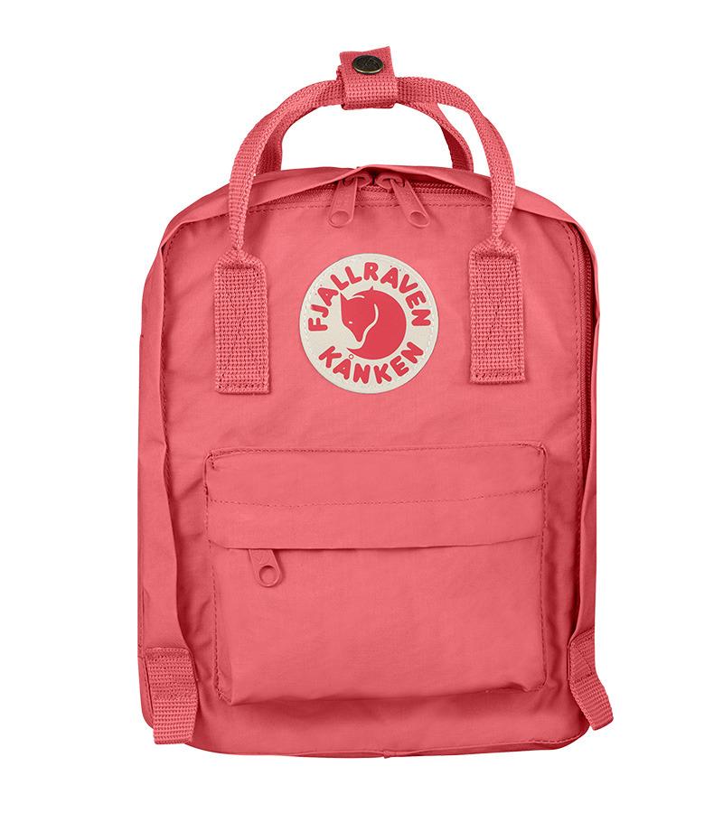 fjallraven kanken peach pink mini