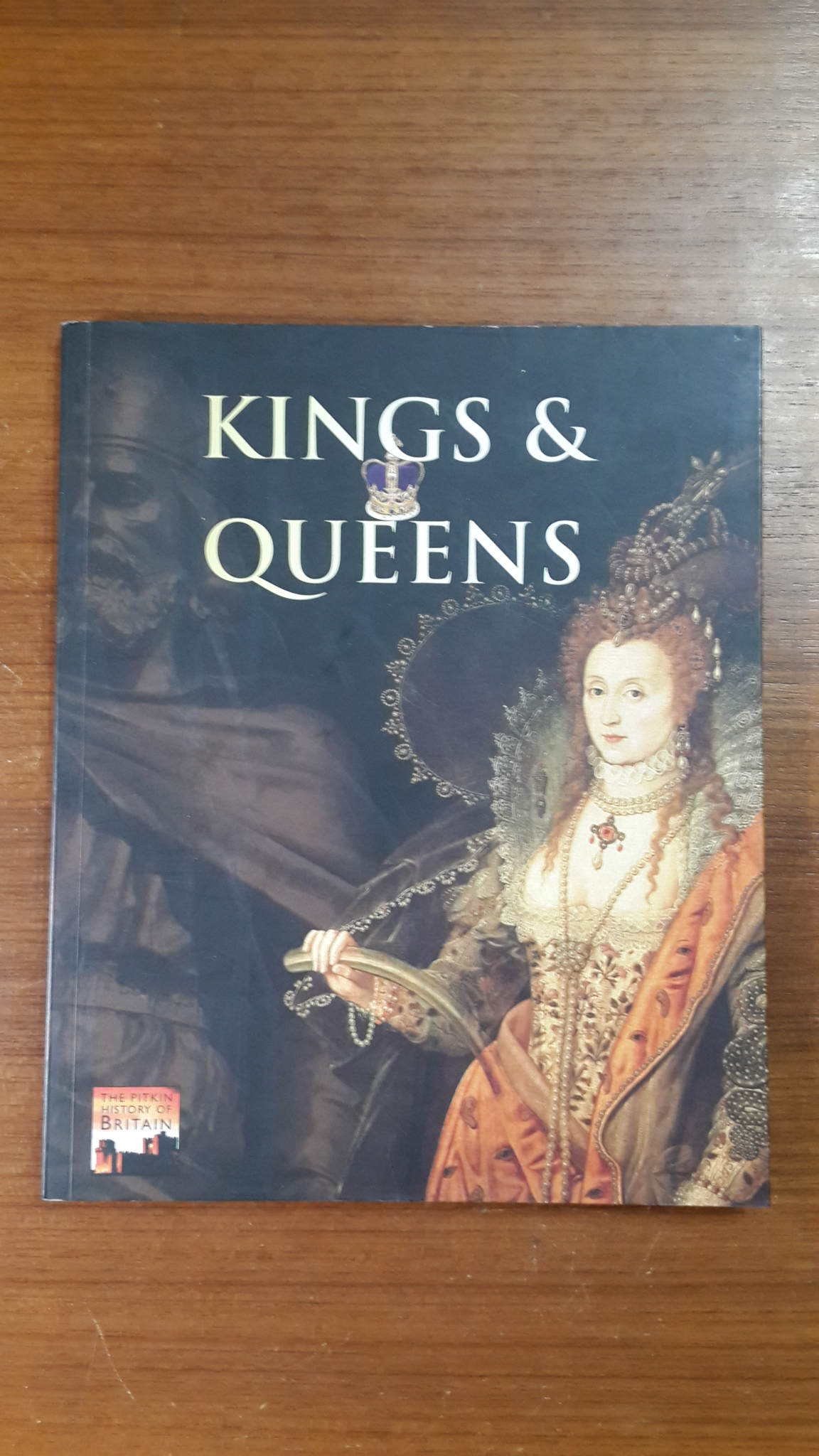 KINGS & QUEENS / BRENDA AND BRIAN WILLIAMS