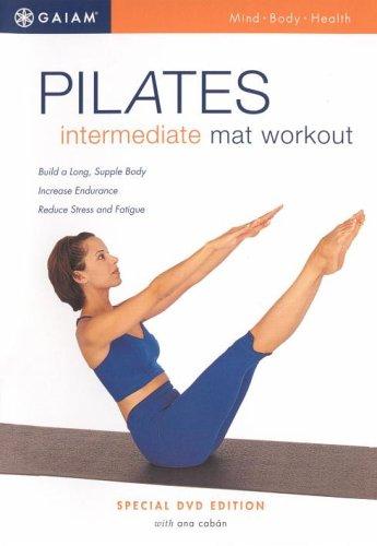 Pilates Intermediate Mat Workout with Ana Caban