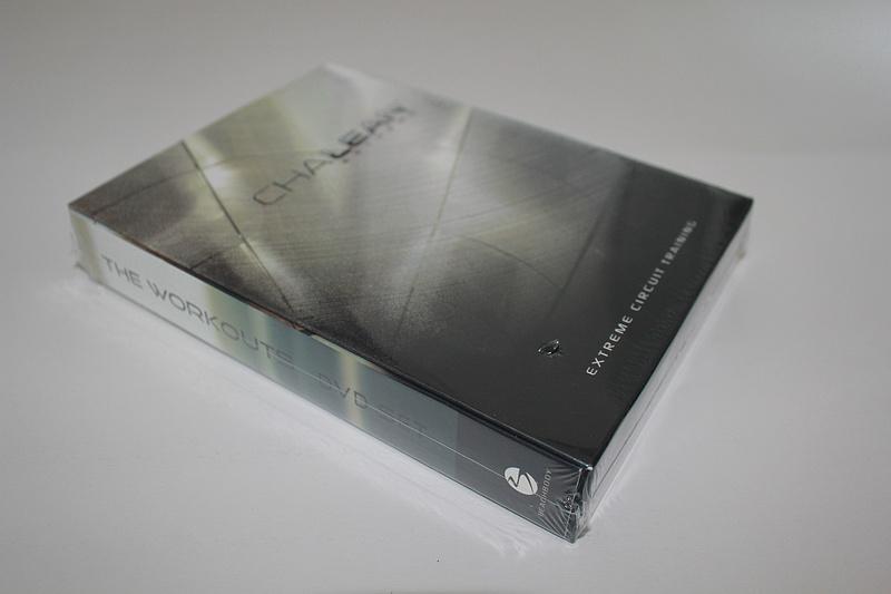 Chalean Extreme Workout 6 DVD+ 1 CD Boxset