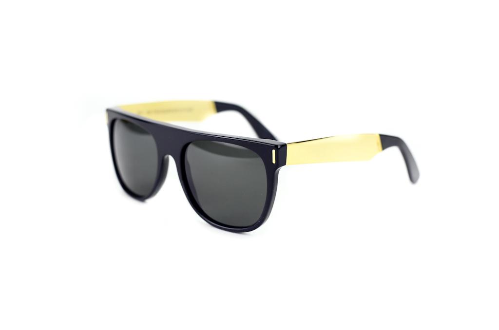 SUPER Flat Top Francis Black 036 RetroSuperFuture