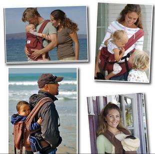 เป้อุ้มเด็ก แบบนุ่มพิเศษ Baby Carrier