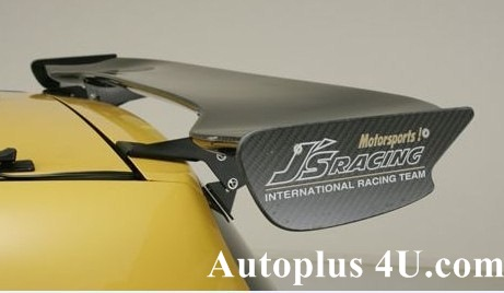 Spoiler JS Racing