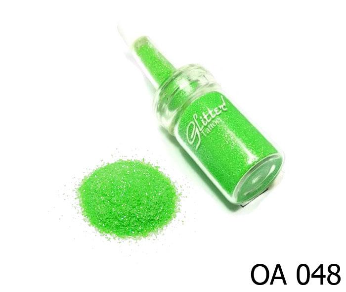 สี เขียวมะนาวเรืองแสง