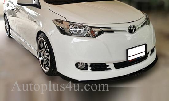 ชุดแต่ง Toyota vios2014 ทรง Mode pwrfume Gamu R