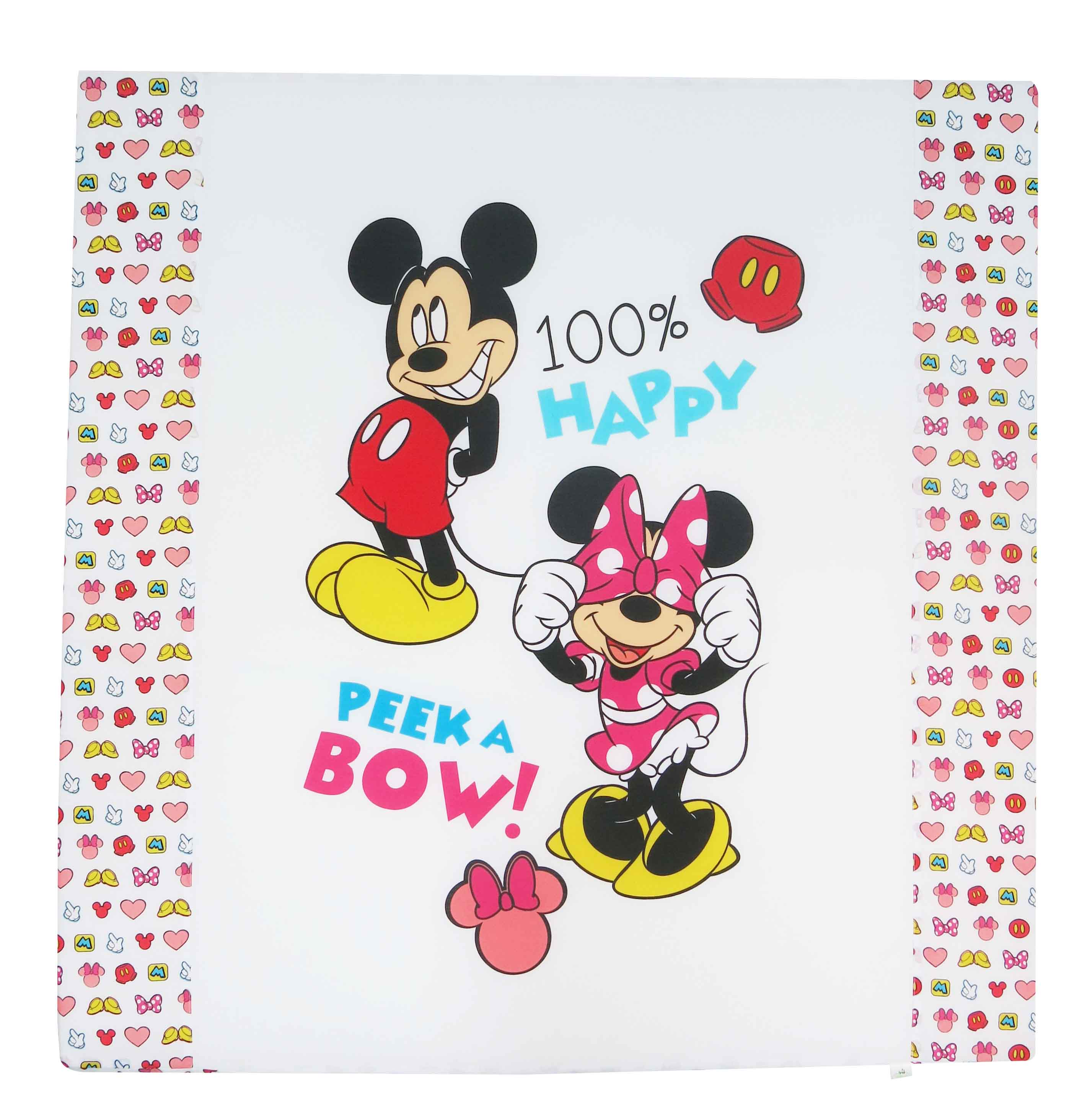 Mickey M is for mouse ที่นอนฟองน้ำ ขนาด XL 40x40x2.5""